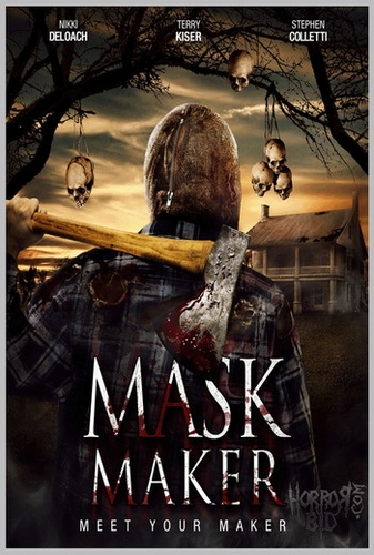 Маскарад / Maskerade / Mask Maker (Грифф Ферст) [2010, ужасы, DVDRip] VO