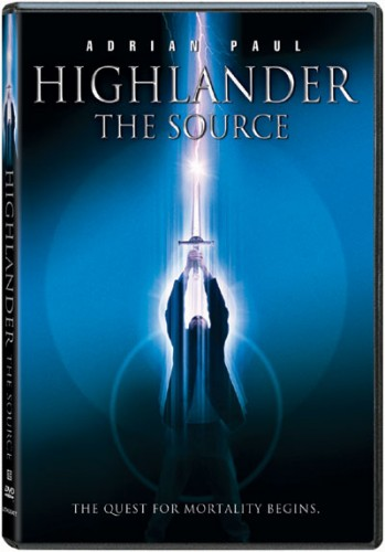 Горец: Источник / Highlander: The Source (Бретт Леонард) [2007, Фэнтези, Фантастика, HDRip] MVO
