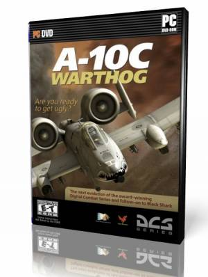 Digital Combat Simulator: A-10C Warthog [2011, Simulator (Flight Combat) / 3D]