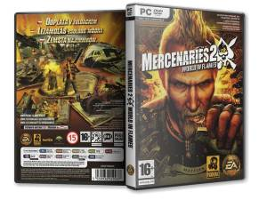 Mercenaries 2: World in Flames (2008) PC | Lossless Repack от R.G. Repacker's