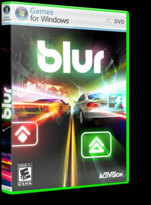 Blur (2010) PC | Lossless RePack by -=Hooli G@n=-
