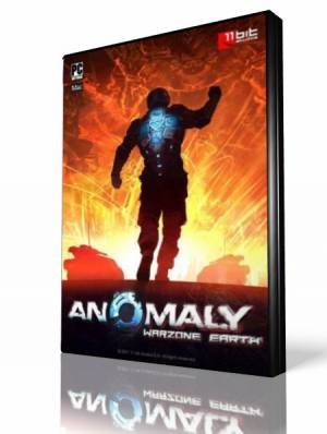 Anomaly: Warzone Earth (релиз от THETA) [2011, Strategy (Real-time) / Arcade / 3D / Top-down]