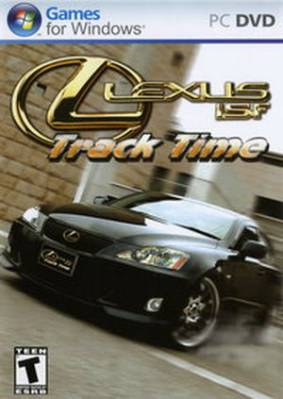 Lexus ISF Track Time (2008/PC/Rus)