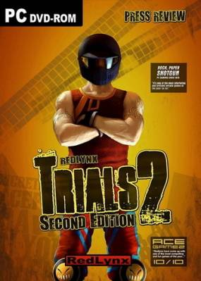 RedLynx Trials 2 Second Edition (2008) PC | RePack + Media Kit