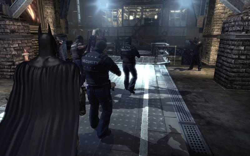 Вы можете без регистрации скачать все патчи для игры batman arkham asylum.