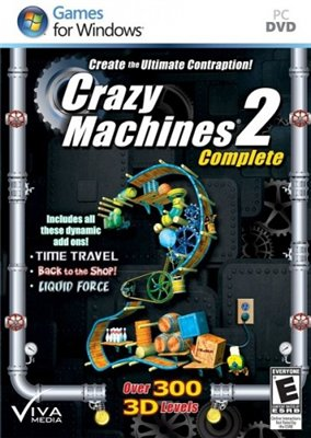Crazy Machines 2 Complete (2011/PC/Eng)
