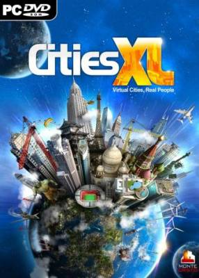 Cities XL (2009/PC/RUS/RePack) by R.G.R3PacK