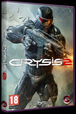 Crysis 2 - Patch 1.4 (2011) PC | Патч + Лекарство