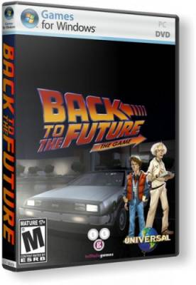 Back To The Future: The Game Throligy (2011/PC/RePack/Rus) от Tweller