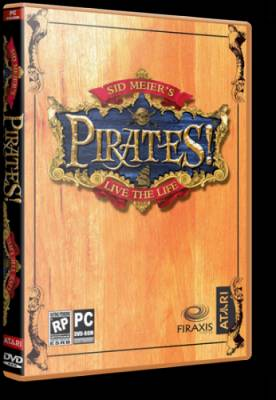Sid Meier's Pirates! (2005/PC/RePack/Rus-Eng) by R.G. Catalyst Old-Games