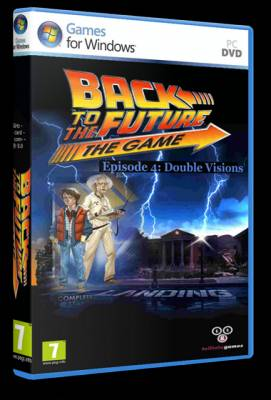 Back to the Future: The Game - Episode 4: Double Visions (P) [Multi3/Ru] 2011