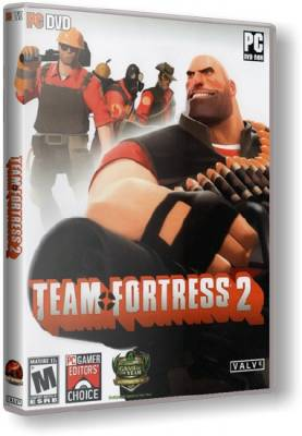 Team Fortress 2 Patch v1.1.4.8 +Автообновление (No-Steam) OrangeBox (2011) PC