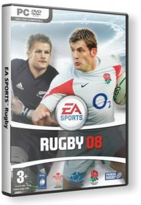 Рэгби 08 / Rugby 08 (2007) PC | RePack
