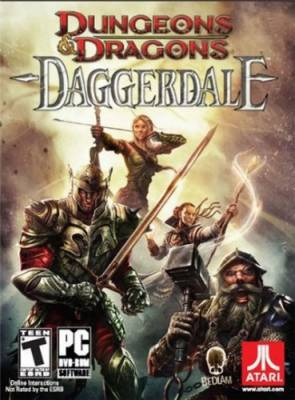[Repack] Dungeons and Dragons: Daggerdale [En] 2011 | -Ultra-