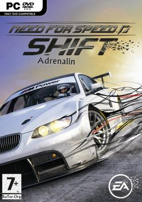 Need for Speed: Shift. Adrenalin (2009) PC | Repack