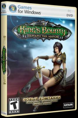 King's Bounty: Перекрестки миров / King's Bounty: Crossworlds (2010) РС | RePack