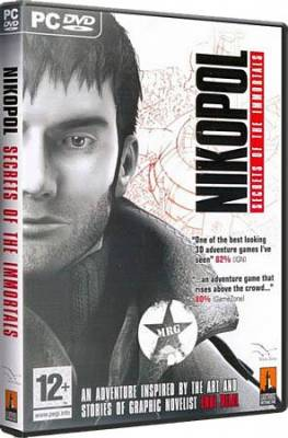 Nikopol: Secrets of the Immortals (2008) PC | Repack