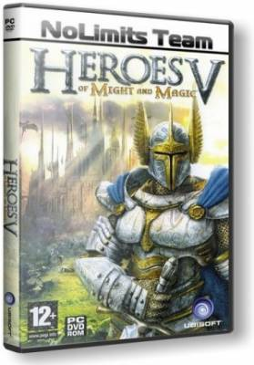 [RePack] Heroes of Might and Magic V [Ru] 2006 | R.G. NoLimits-Team GameS