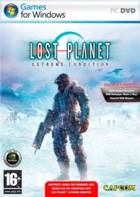 Lost Planet - Extreme Condition Colonies Edition (2008) PC | Repack by MOP030B