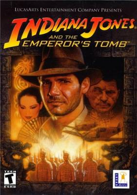 Indiana Jones and the Emperor's Tomb (2003) PC
